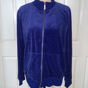 NWT Michael Kors track Sweater